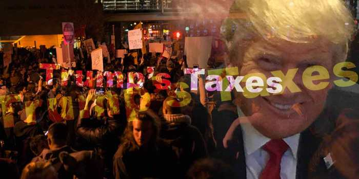 9 Things We Could Learn From Trump's Tax Returns